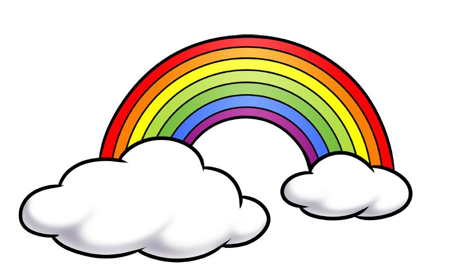 Alles Wird Gut Regenbogen